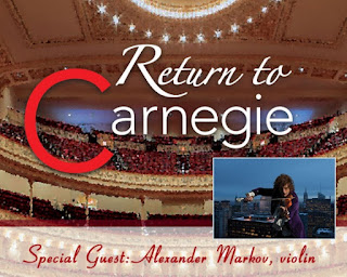 Bozeman Symphony's steller Return to Carnegie concert
