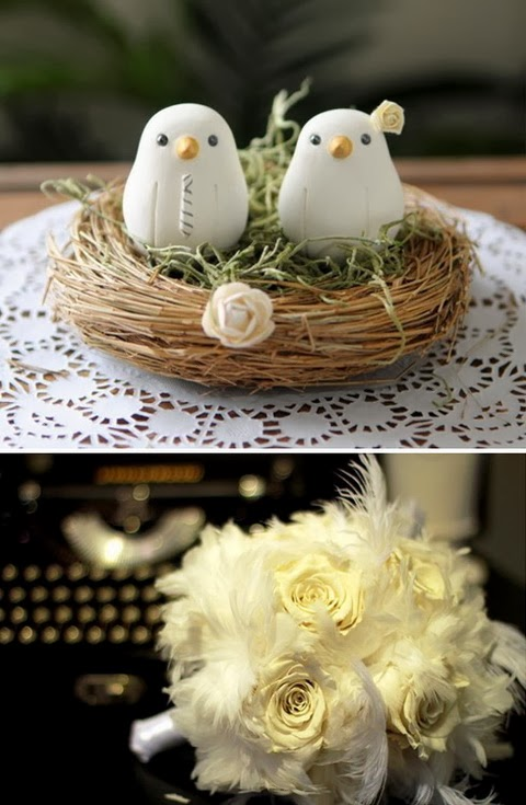 Wedding and Reception Themes for a May Wedding