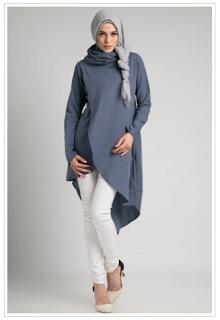 Aneka Style Fashion Busana Muslim Modern di Tahun 2018