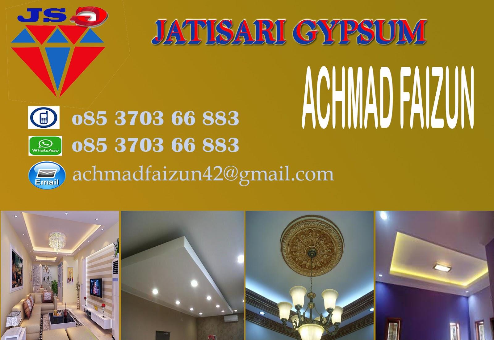 Harga Borongan Material dan Jasa Pemasangan Plafond Gypsum