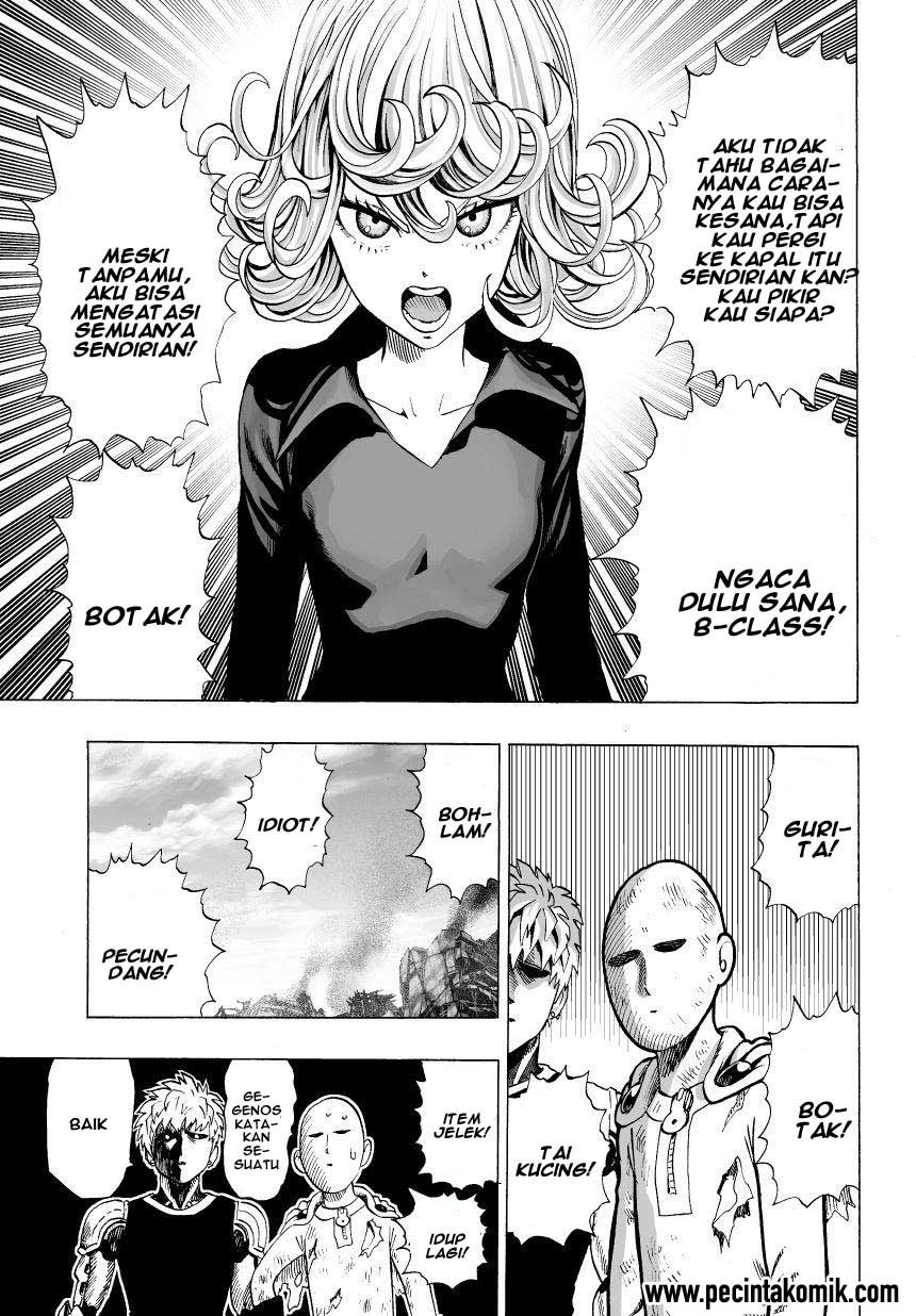 One Punch Man Chapter 49 Bahasa Indonesia