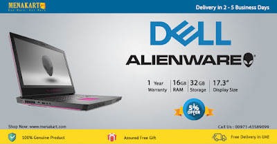 DELL Alienware AWM17 17.3 Inch UHD Laptop