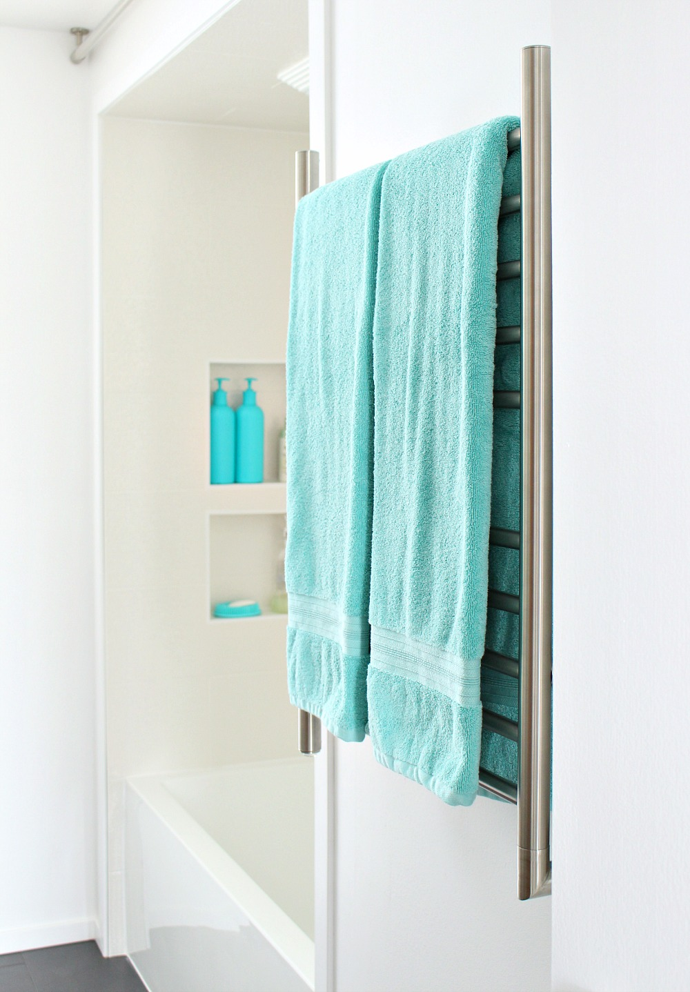 How to add a spa-like feel to a bathroom on a budget