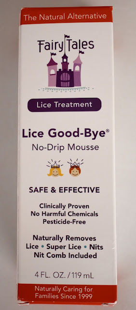 Fairy Tales Hair Products remove lice