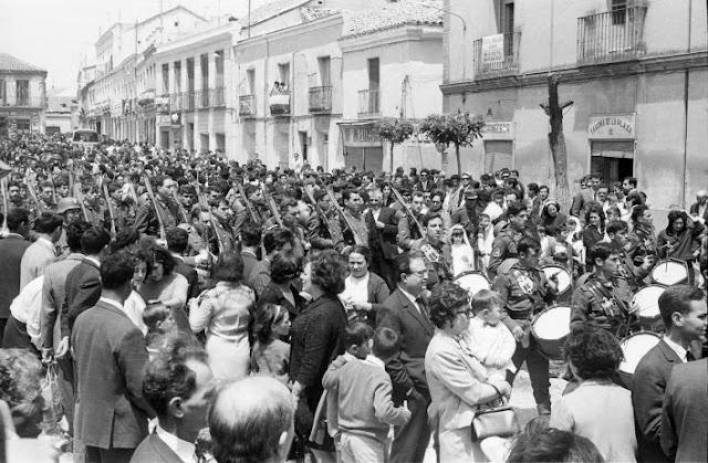 leganes_bn abuelohara Leganés 1963 calles2