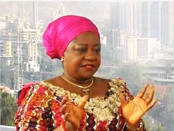 BREAKING: Buhari Sacks Lauretta Onochie, Bashir Ahmad, reappoints Adesina, Shehu as media aides