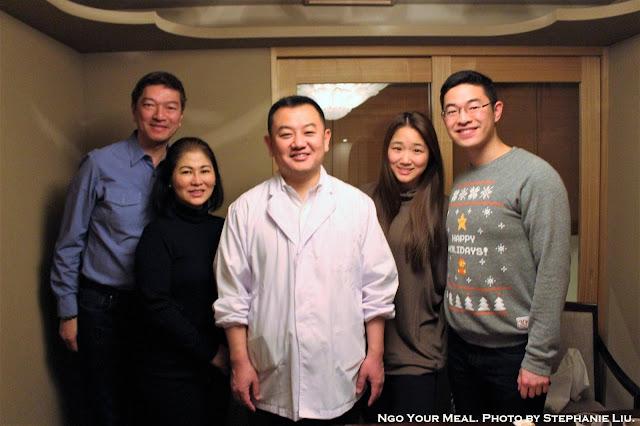 Meeting Toru Okuda at Ginza Kojyu in Tokyo, Japan