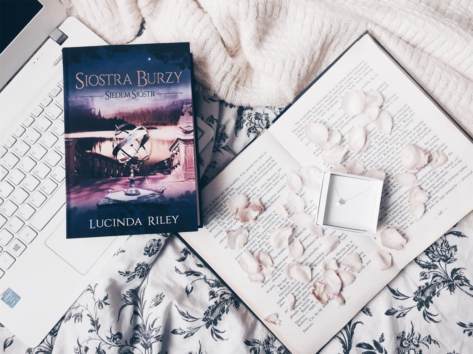 Siostra burzy, Lucinda Riley