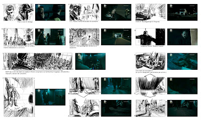 From #storyboard to #movie