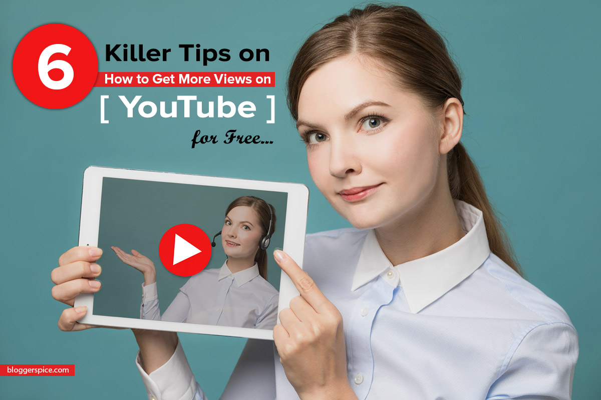 6 Killer Ways to Promote YouTube Videos for More Views.