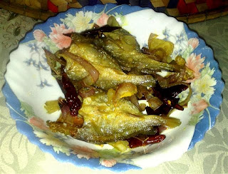 gambar resepi ikan masin goreng special