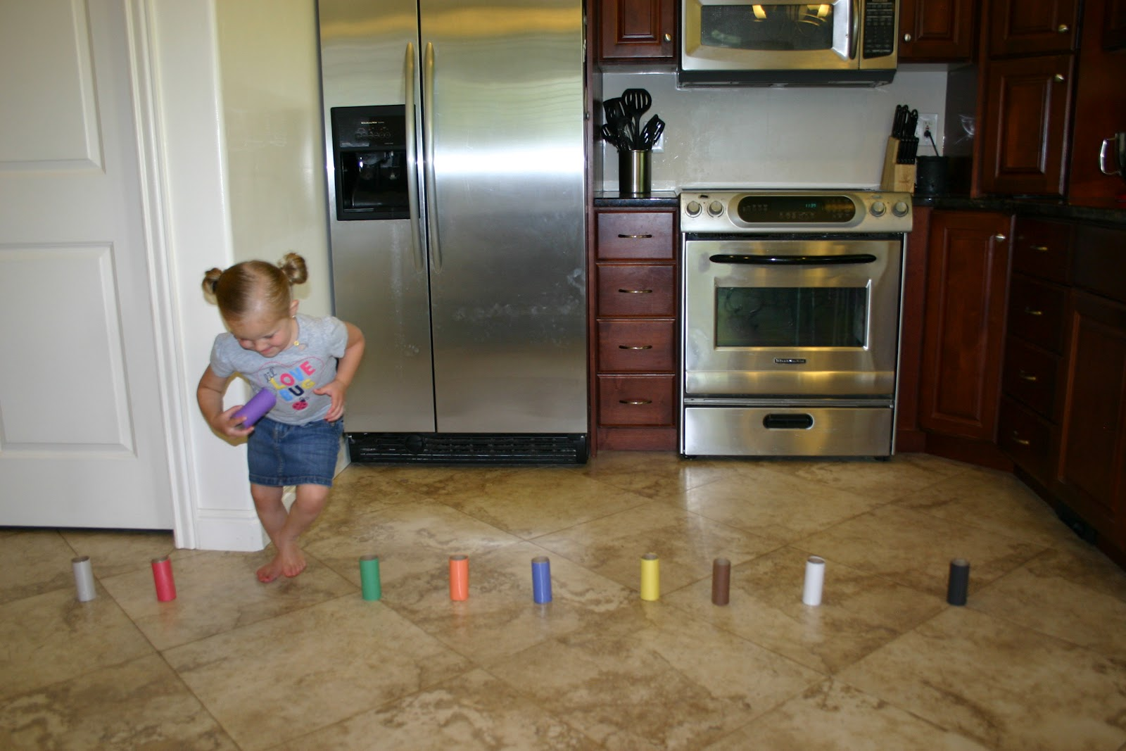 Puddle Wonderful Learning Preschool Activities Fun With Color Tubes