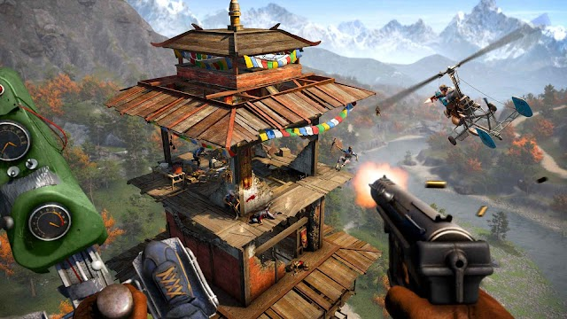 FAR CRY 5 HIGHLY COMPRESSED PC GAMES DOWNLOAD