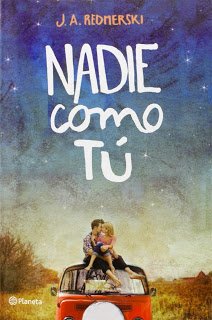 portada del libro Nadie como tu de J.A.Redmerski