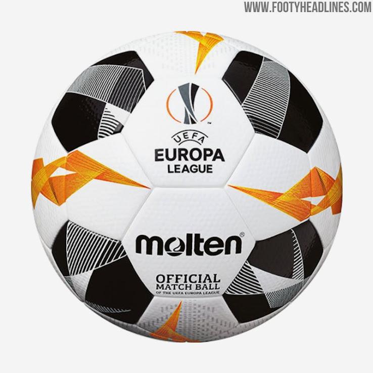 Molten Uefa Europa League 19 20 Ball Released Footy Headlines