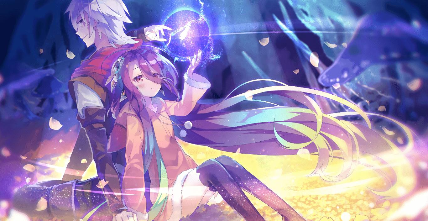 No Game No Life: Zero [Wallpaper Engine Anime]