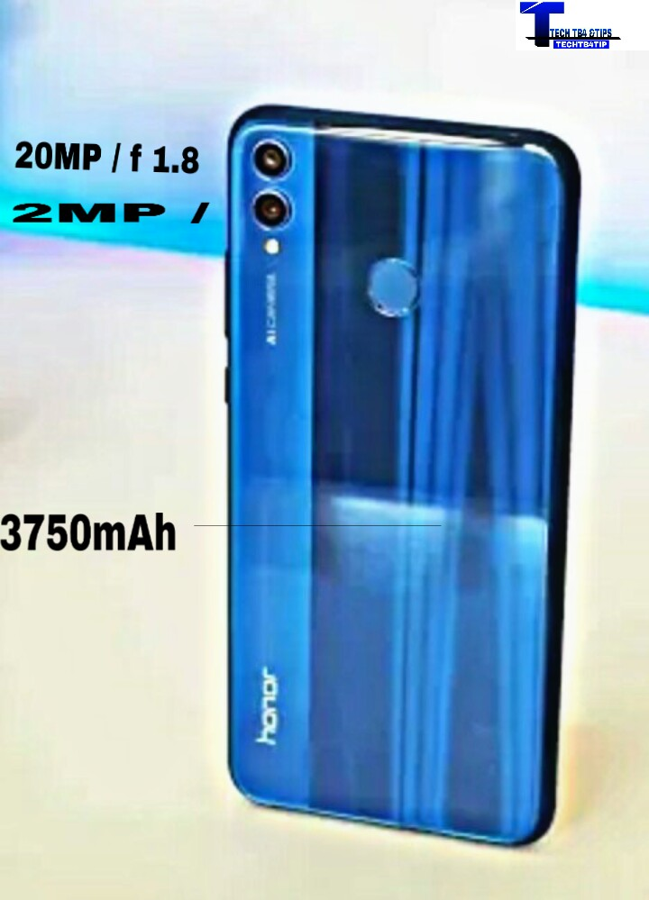 Honor 8X Price in Pakistan Specifications full review - Tech TB4 &tip
