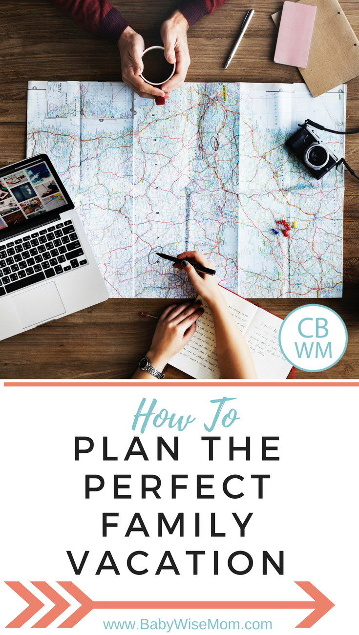 How to plan the perfect family vacation. Pick the perfect destination, plan everything effectively, and have a fun time making memories