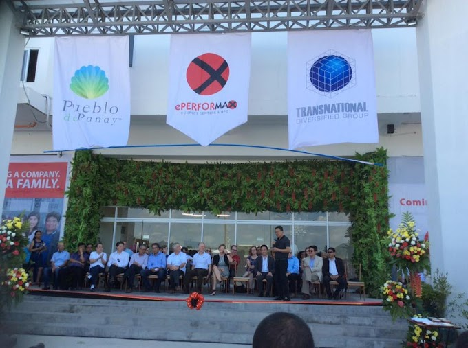 Investing in a Shared Tomorrow: ePerformax launches new site in Roxas City