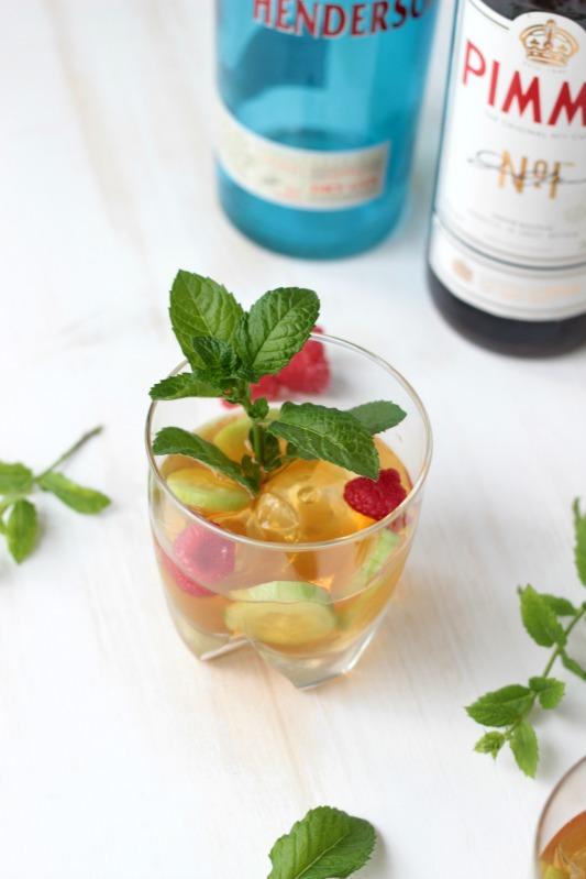 gin pimm s cup cocktail of the week sasibella. Black Bedroom Furniture Sets. Home Design Ideas