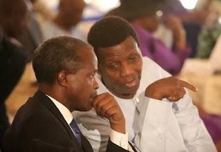 Pastor Adeboye and Osinbajo