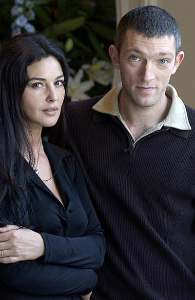 It's official: Monica Bellucci and Vincent Cassel to part ... Monica Bellucci Divorce