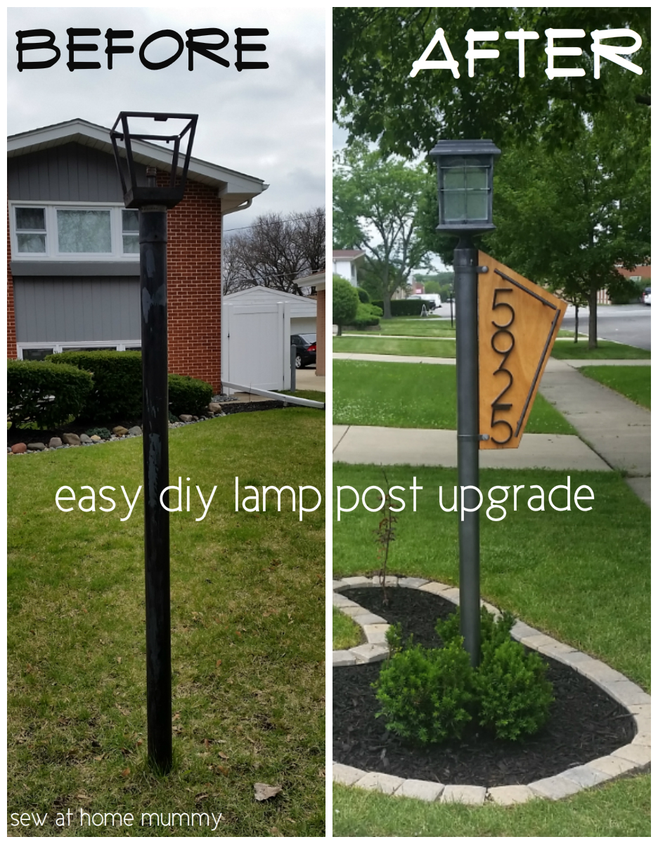 conversion plus tips and tricks on buying a solar lamp post light. Black Bedroom Furniture Sets. Home Design Ideas