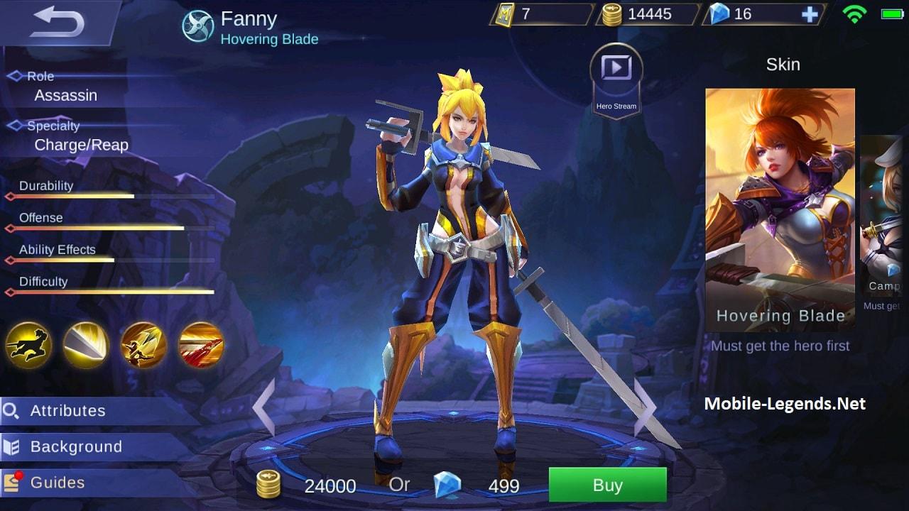 7 Hero Assassin Terkuat Mobile Legends