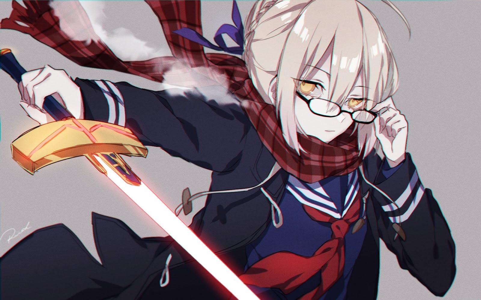 Fate AowVN%2B%252874%2529 - [ Hình Nền ] Anime Fate/GrandOrder tuyệt đẹp Full HD | Wallpaper