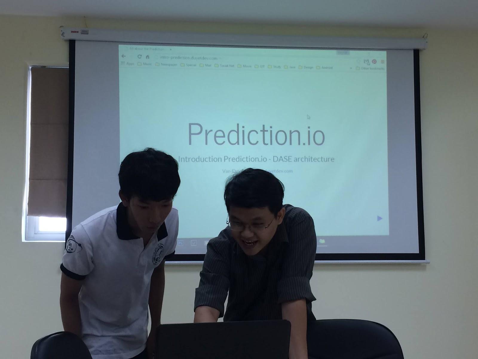 Seminar - Giới thiệu Apache Spark và PredictionIO