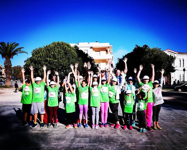 """Ναύπλιο: Δυναμικό παρόν στον """"Παλαμήδειο Άθλο"""" από αθλητές του Πόρου και της Τροιζηνίας"""