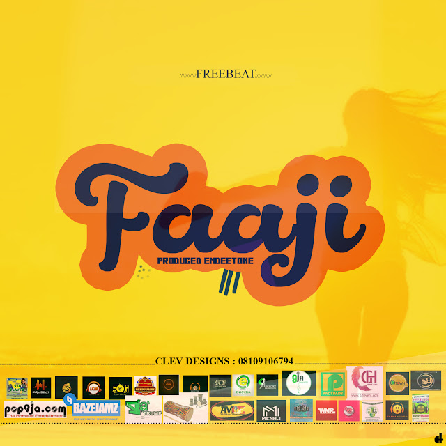 Download Free Beat - Faaji (Prod. Endeetone Beatz)