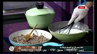 برنامج مطبخ دريم حلقة 12-1-2017 طريقة عمل طبق مليحي دفين مع الشيف عبدالناصر