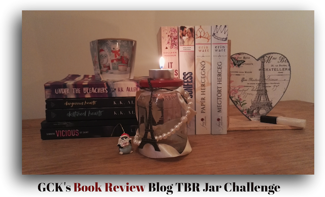 GCK's Book Review Blog TBR Jar Challenge - bevezető