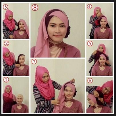 Hijab Cantik Untuk Perpisahan Nusagates