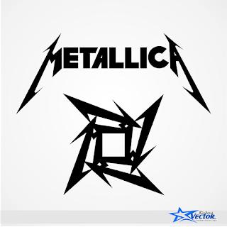 Metallica Logo Vector cdr Download