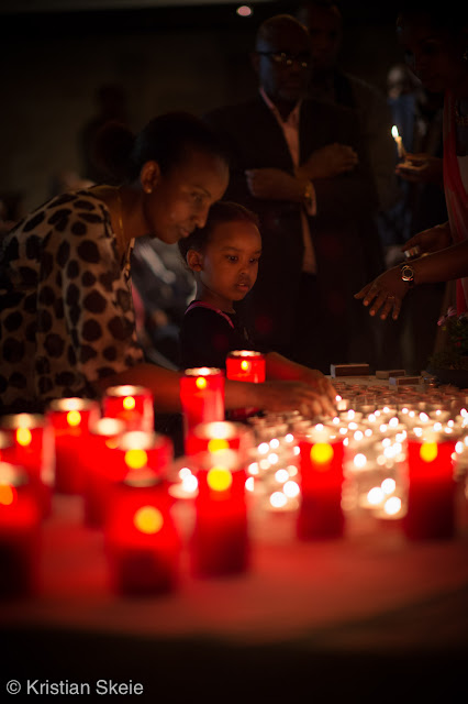 22nd 23rd Commemoration of the 1994 Genocide against the Tutsi in Rwanda, organised by Ibuka Suisse.