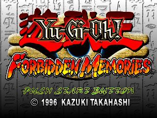 download game yu-gi-oh forbidden memories dan cheat, tips