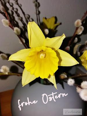 Frohe Ostern wünscht Boerlinerin - Ostern 2019
