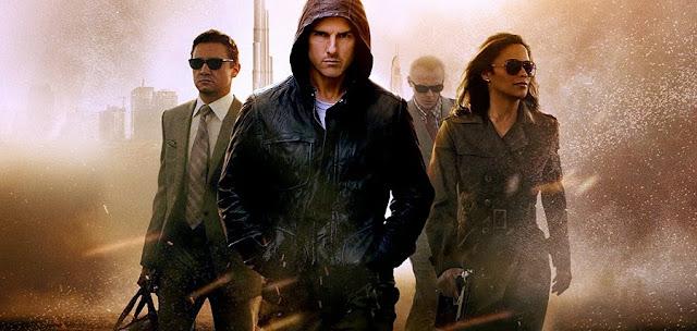 Mission Impossible 5 se va lansa pe 25 decembrie 2015