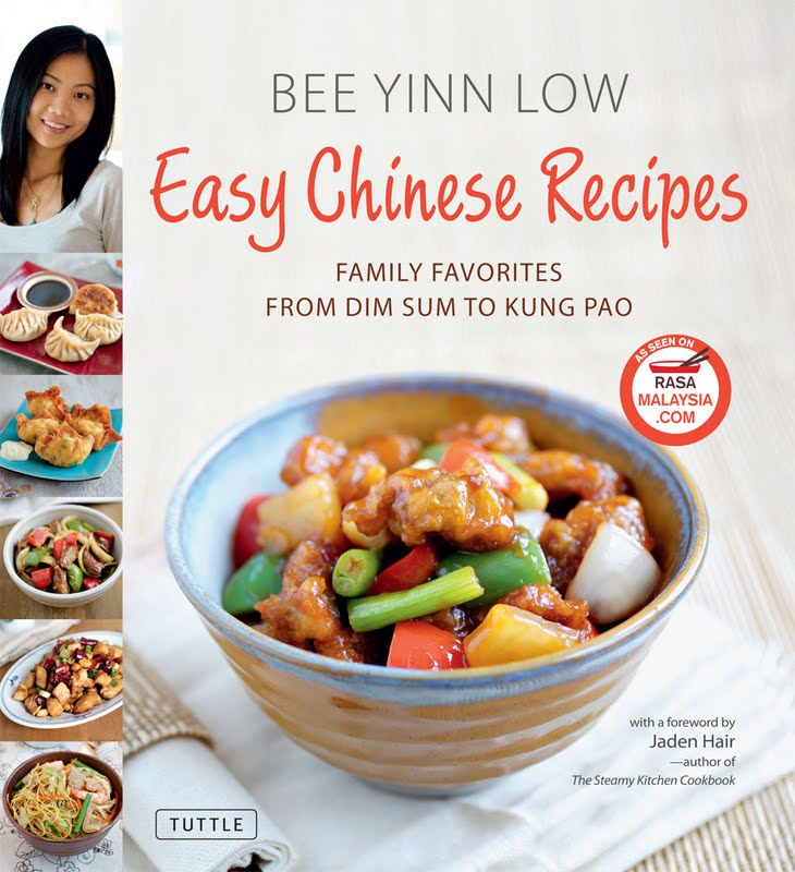 FoodieMommy: Easy Chinese Recipes By Bee Yinn Low Of Rasa