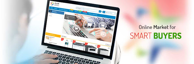 gem.gov.in Government e-Market Online Shopping Wesbite in India