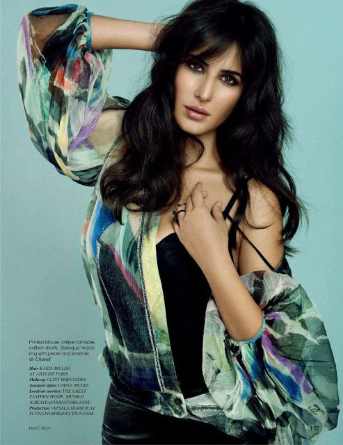 Glorious Katrina kaif latest sexy pics