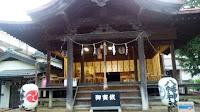 乞田八幡神社
