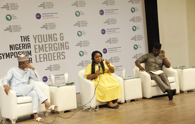 Nigerian youth demand new narratives, call for political inclusion at the Nigeria Symposium for Young and Emerging Leaders