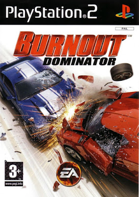Burnout Dominator PS2 GAME ISO