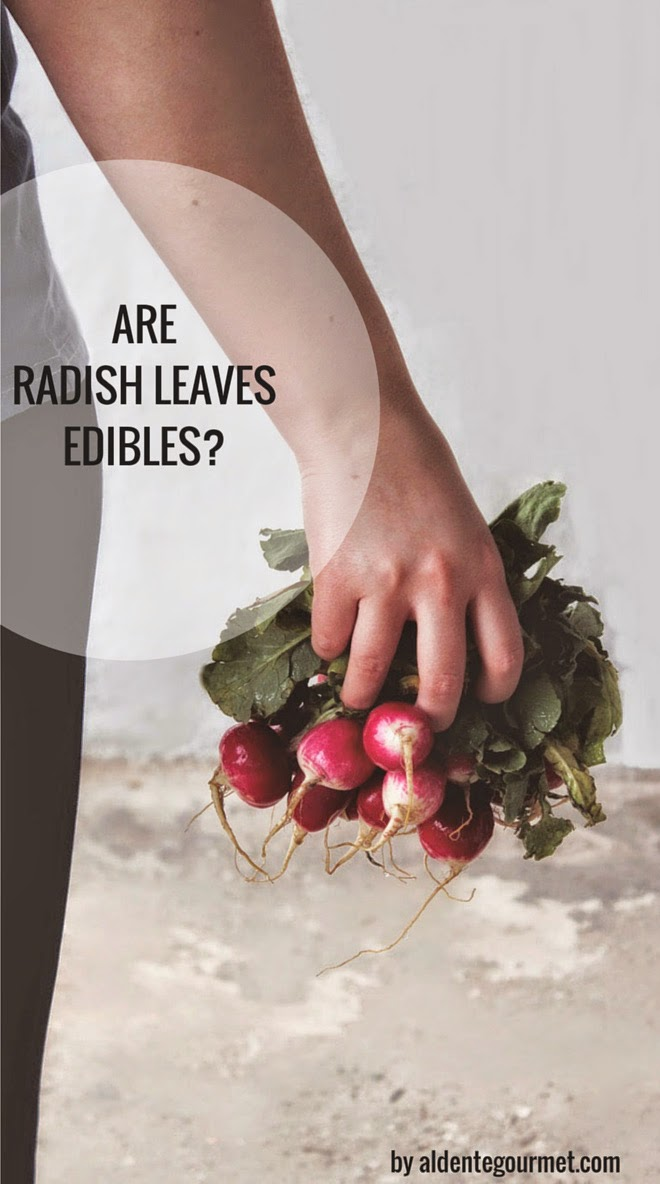 Radishes, Health benefits, green leaves, amazing, delicious, Copyright aldentegourmet blog