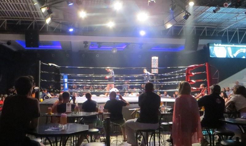 Стадион по тайскому боксу Самуи