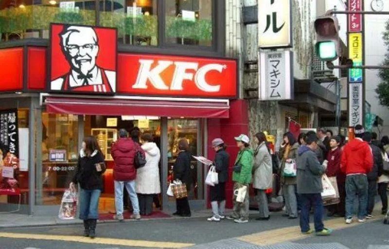 Ayam goreng KFC (ageekinjapan.com)