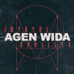 JOYRYDE & Skrillex - AGEN WIDA - Single Cover